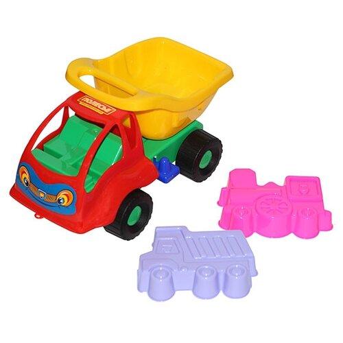 Фото - Грузовик Полесье Муравей 3126 полесье набор игрушек для песочницы 56 муравей цвет в ассортименте