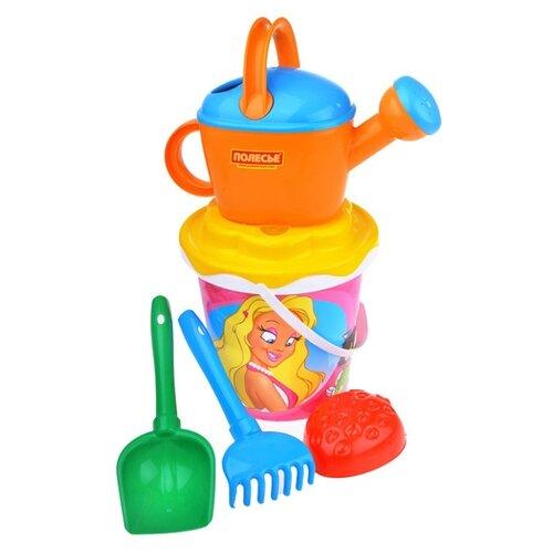 Фото - Набор Полесье №389 38302 полесье набор игрушек для песочницы 468 цвет в ассортименте