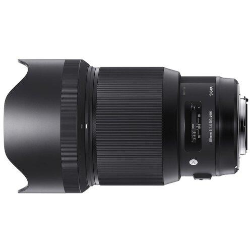 Фото - Объектив Sigma 85mm f 1.4 DG объектив sigma 105mm f 1 4 dg
