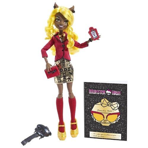 Кукла Monster High Страх! кукла monster high скелита