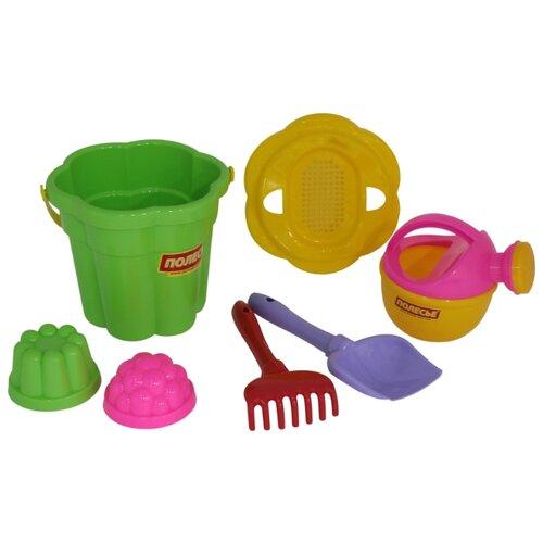Фото - Набор Полесье №327 35660 полесье набор игрушек для песочницы 468 цвет в ассортименте