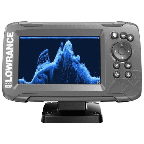 Эхолот Lowrance HOOK2 5 GPS