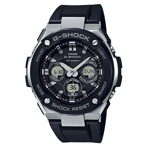 Наручные часы CASIO GST-S300-1A casio gst w110 1a