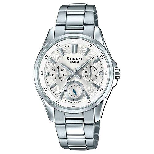 Наручные часы CASIO SHE-3060D-7A наручные часы casio she 3050sg 7a