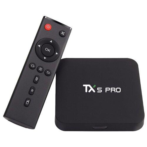 Фото - ТВ-приставка Tanix TX5 Pro тв приставка openbox a4 pro