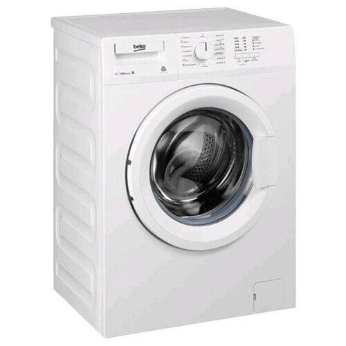 Стиральная машина Beko WRE 75P1 стиральная машина beko wre 75p2 xww белый