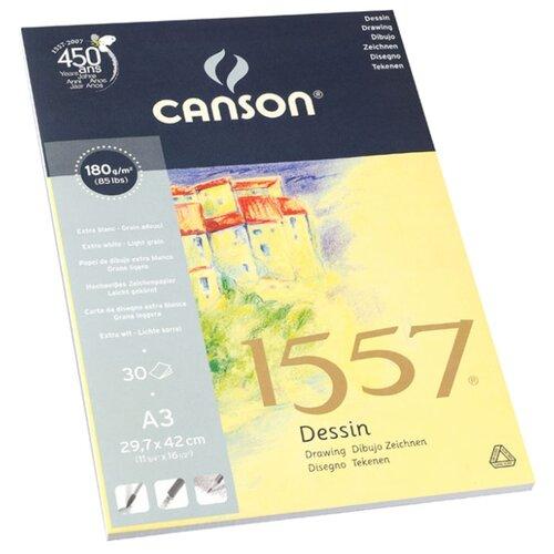 Альбом Canson 1557 42 х 29.7 альбом canson xl bristol 42 х