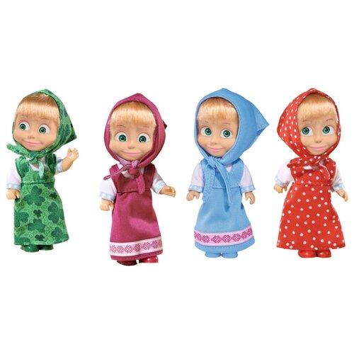 Кукла Simba Маша в сарафане 12