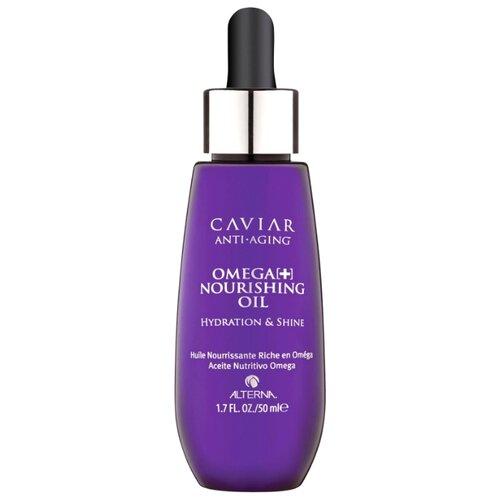 alterna лосьон для разглаживания и блеска волос caviar anti aging perfect blowout creme 100ml Alterna Caviar Anti-Aging Масло