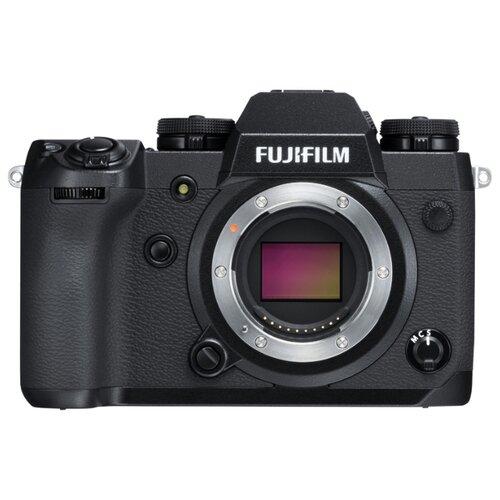 Фото - Фотоаппарат Fujifilm X-H1 Body фотоаппарат fujifilm x t2 kit