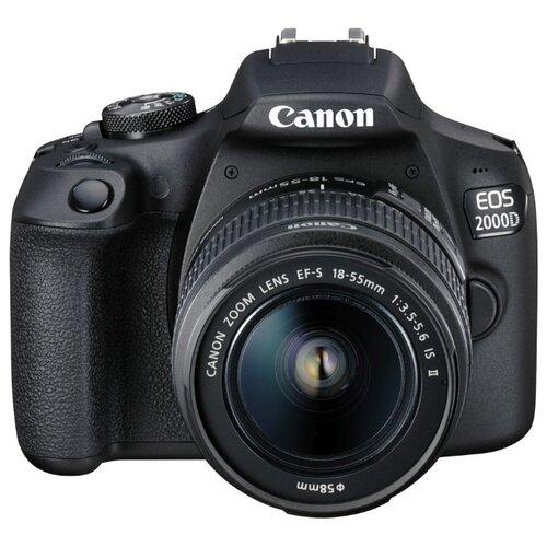 Фотоаппарат Canon EOS 2000D Kit
