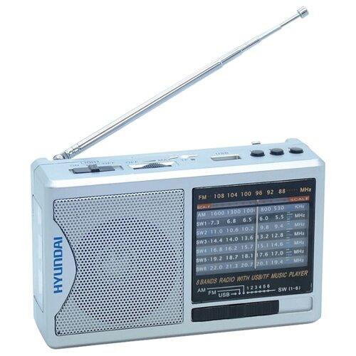 Радиоприемник Hyundai H-PSR160 фото