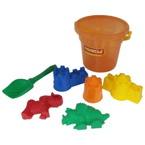 Фото - Набор Полесье №325 35646 полесье набор игрушек для песочницы 468 цвет в ассортименте