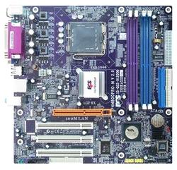 Материнская плата ECS P4M800PRO-M (V2.0)