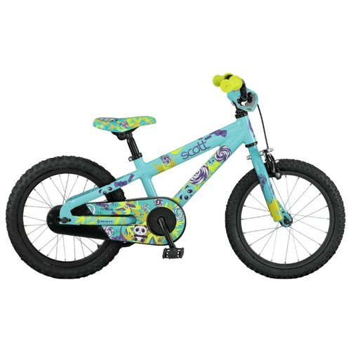 Детский велосипед Scott велосипед scott spark 900 ultimate 2017