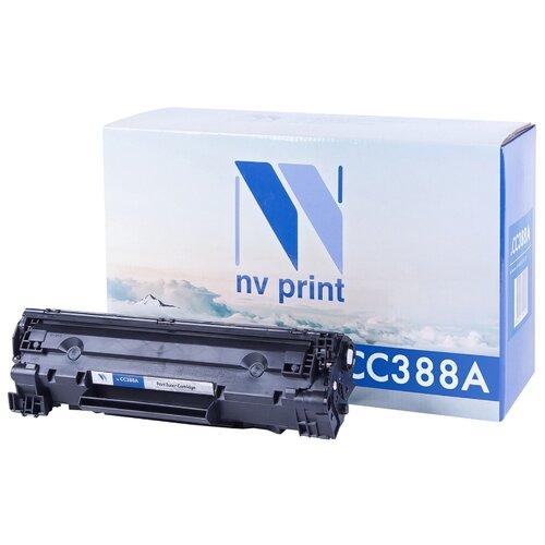 Фото - Картридж NV Print CC388A для HP картридж nv print cf380x для hp