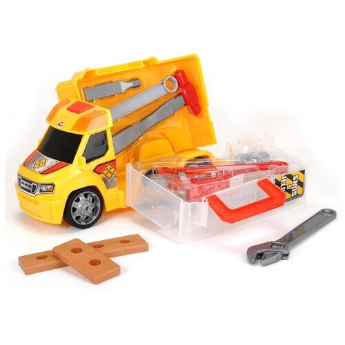 Dickie Toys Машинка-чемоданчик машинка dickie городской поезд