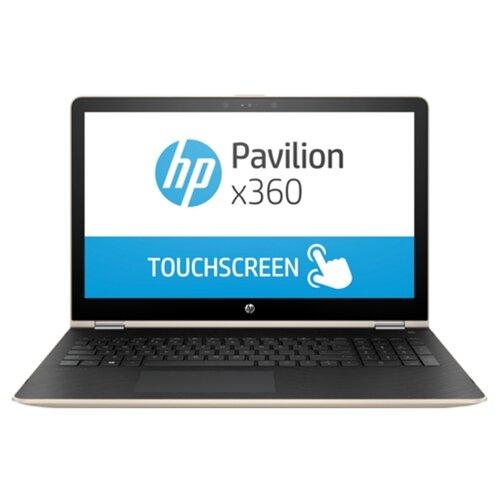 Ноутбук HP PAVILION 15-br000 x360 ноутбук