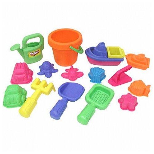 Набор Keenway 30312 игрушки в песочницу keenway набор из 16 игрушек для песочницы 30312