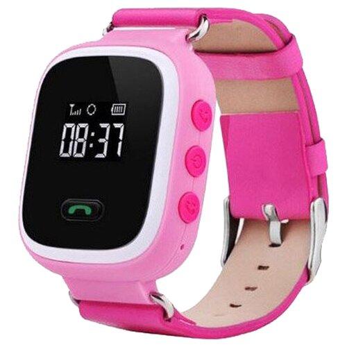 Часы Smart Baby Watch V80 smart baby watch q60 детские часы с gps розовые
