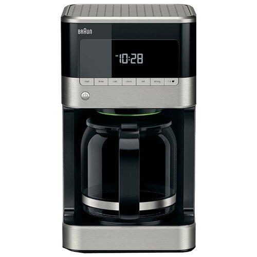 Кофеварка Braun KF 7120 кофеварка капельная braun kf 560 1 с фильтром brita