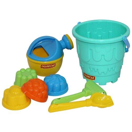 Фото - Набор Полесье №521 51745 полесье набор игрушек для песочницы 468 цвет в ассортименте