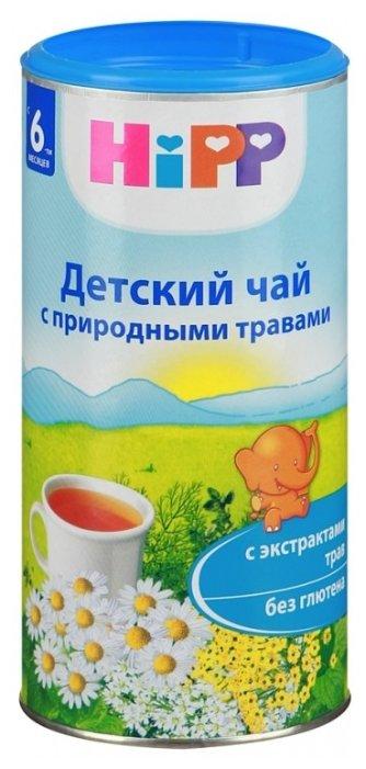 Детский чай польза