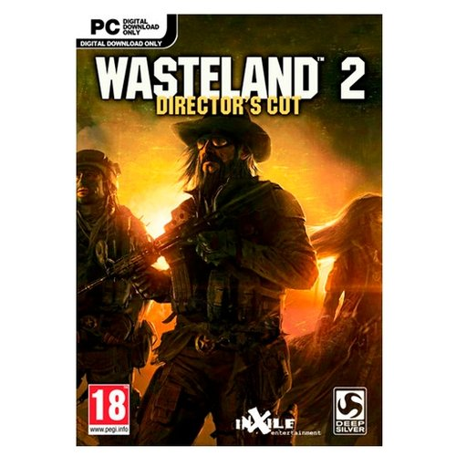 Wasteland 2: Director's Cut engrained engrained deep rooted