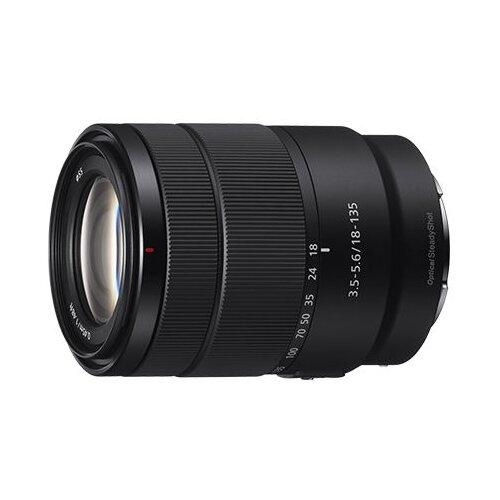 Фото - Объектив Sony E 18-135mm объектив
