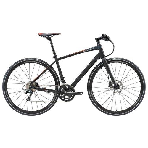 Шоссейный гибрид Giant Rapid 1 велосипед giant rapid 1 2018