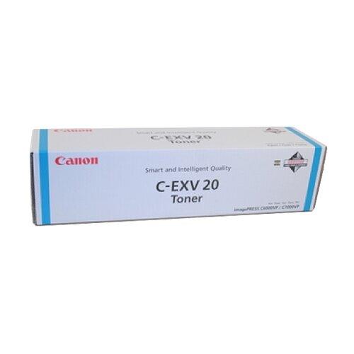 Фото - Картридж Canon C-EXV20 C 0437B002 картридж canon c exv45 c 6944b002