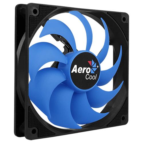 Вентилятор для корпуса AeroCool вентилятор aerocool shark blue edition 140 мм en55468