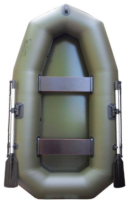 двухместные лодки пвх в ульяновске