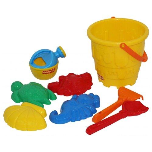 Фото - Набор Полесье №530 51837 полесье набор игрушек для песочницы 468 цвет в ассортименте
