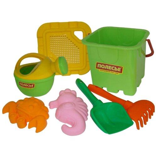 Фото - Набор Полесье №288 35509 полесье набор игрушек для песочницы 468 цвет в ассортименте