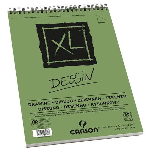 Альбом Canson XL Dessin 42 х альбом canson xl bristol 42 х