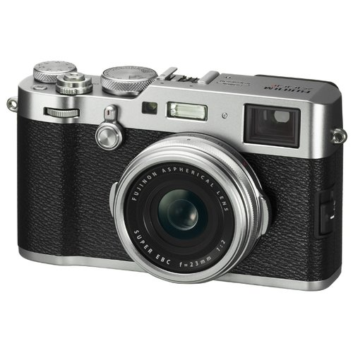 Фото - Фотоаппарат Fujifilm X100F подводный фотоаппарат wategos