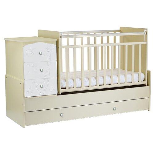 Кроватка СКВ-Компани 95003х кроватка скв митенька 160115 береза