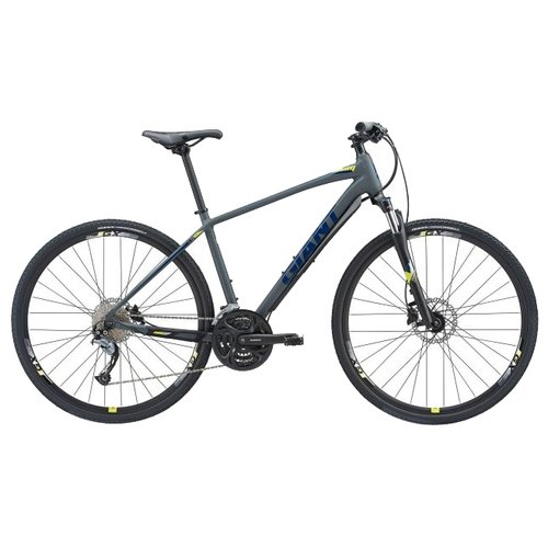 Горный гибрид Giant Roam 2 Disc велосипед giant escape 2 disc 2019