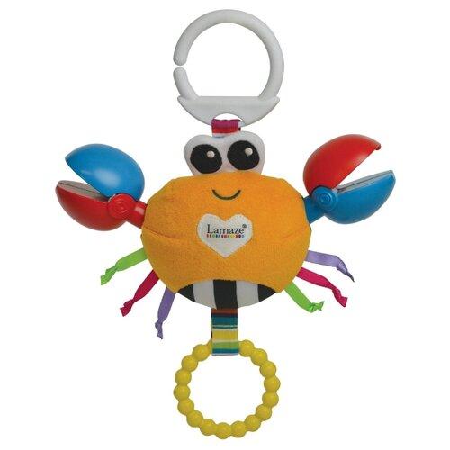 Подвесная игрушка Lamaze Крабик lamaze игрушка поросёнок олли