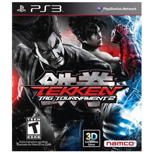 Tekken Tag Tournament 2 large arcade fighting game machine in video games tekken tag tournament 2 ps3