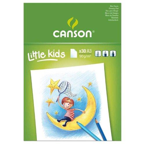 Альбом Canson Kids 42 х 29.7 альбом canson xl bristol 42 х