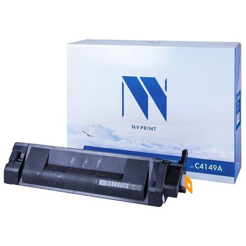 Фото - Картридж NV Print C4149A для HP картридж nv print q7581a для hp