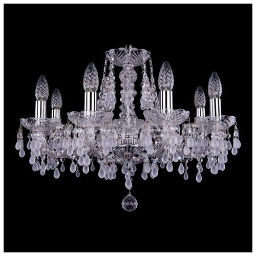 Bohemia Ivele Crystal 1402 8 люстра bohemia ivele crystal 1402 1402 3 141 pa