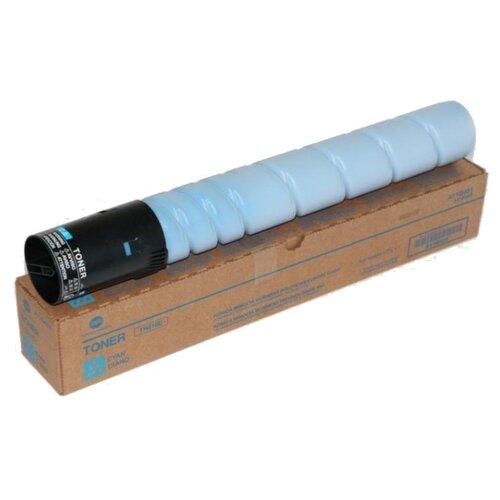 Фото - Картридж Konica Minolta TN-216C тонер katun для konica minolta bizhub c220 280 360 develop ineo 220 280 360 синий tn 216c tn 319c туба 437г