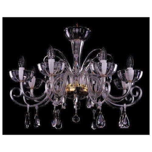 Bohemia Ivele Crystal 1333 8 bohemia ivele crystal подвесной светильник bohemia ivele crystal 1950 25 ni sh21