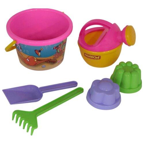 Фото - Набор Полесье №234 0665 полесье набор игрушек для песочницы 468 цвет в ассортименте