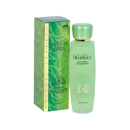 Deoproce Флюид Well-Being Aloe deoproce мист well being hydro