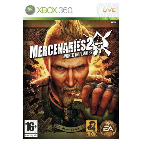 Mercenaries 2: World in Flames printio in flames