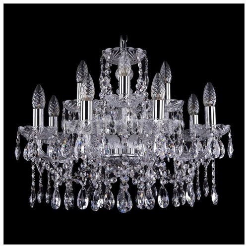 Bohemia Ivele Crystal 1413 8 bohemia ivele crystal подвесная люстра bohemia ivele 1771 8 220 a nb sh5